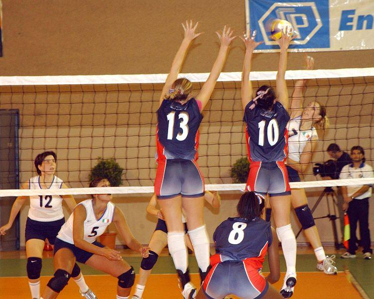 USA Volleyball Takes Sport to Higher Level