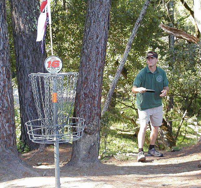 Disc Golf Soars in Popularity
