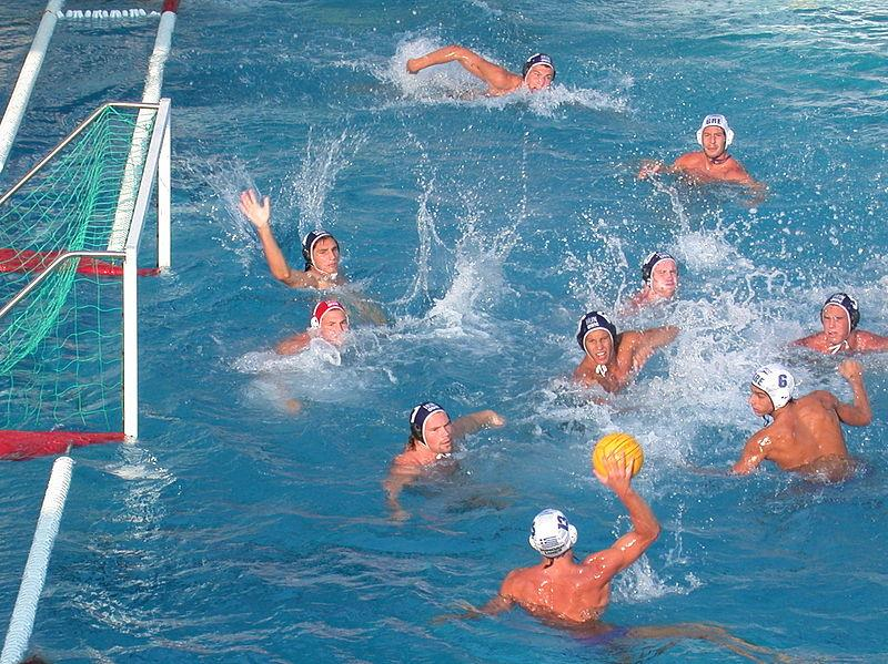 Water Polo Making a Bigger Splash
