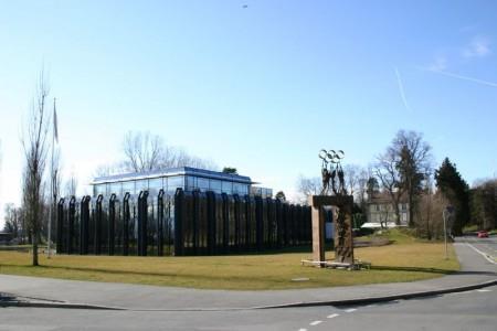 The IOC headquarters