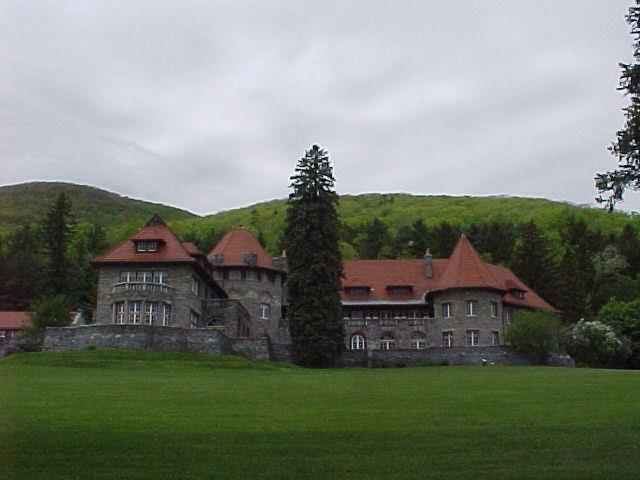 Everett Estate, Southern Vermont College. Credit