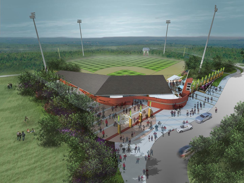 Art Van Sports Complex field