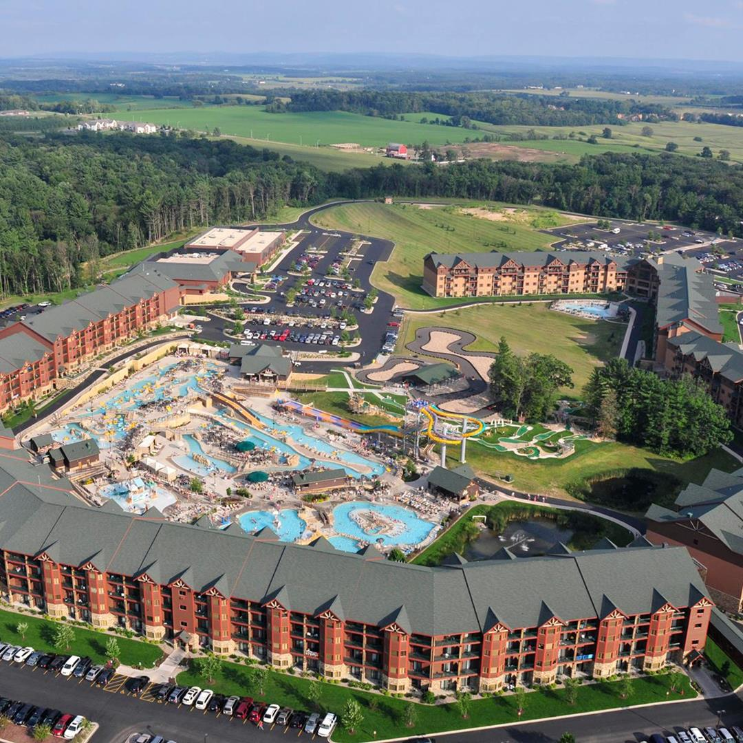 Wilderness Hotel Golf Resort America S Largest Waterpark