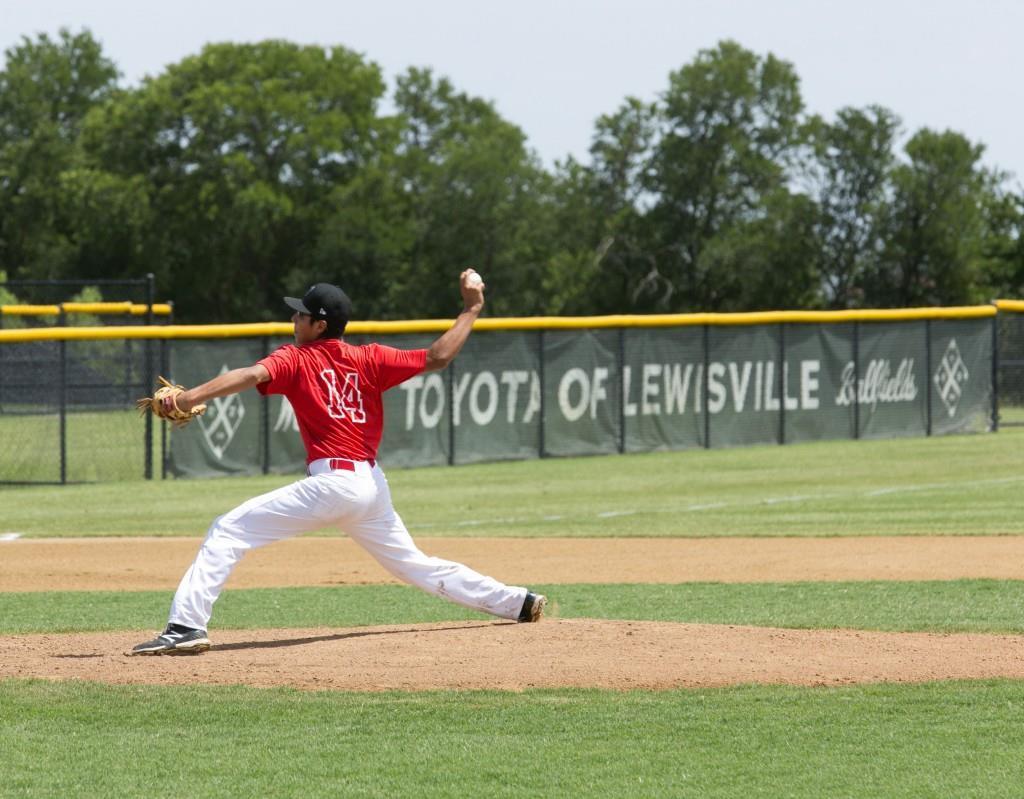 Toyota of Lewisville Railroad Park baseball