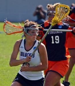 2005 NCAA Women's Lacrosse Championship - Virginia Cavaliers vs Northwestern Wildcats