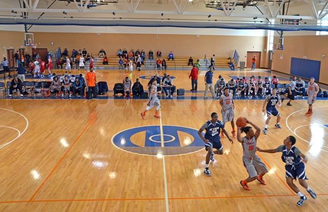 Baylor Basketball tournamet