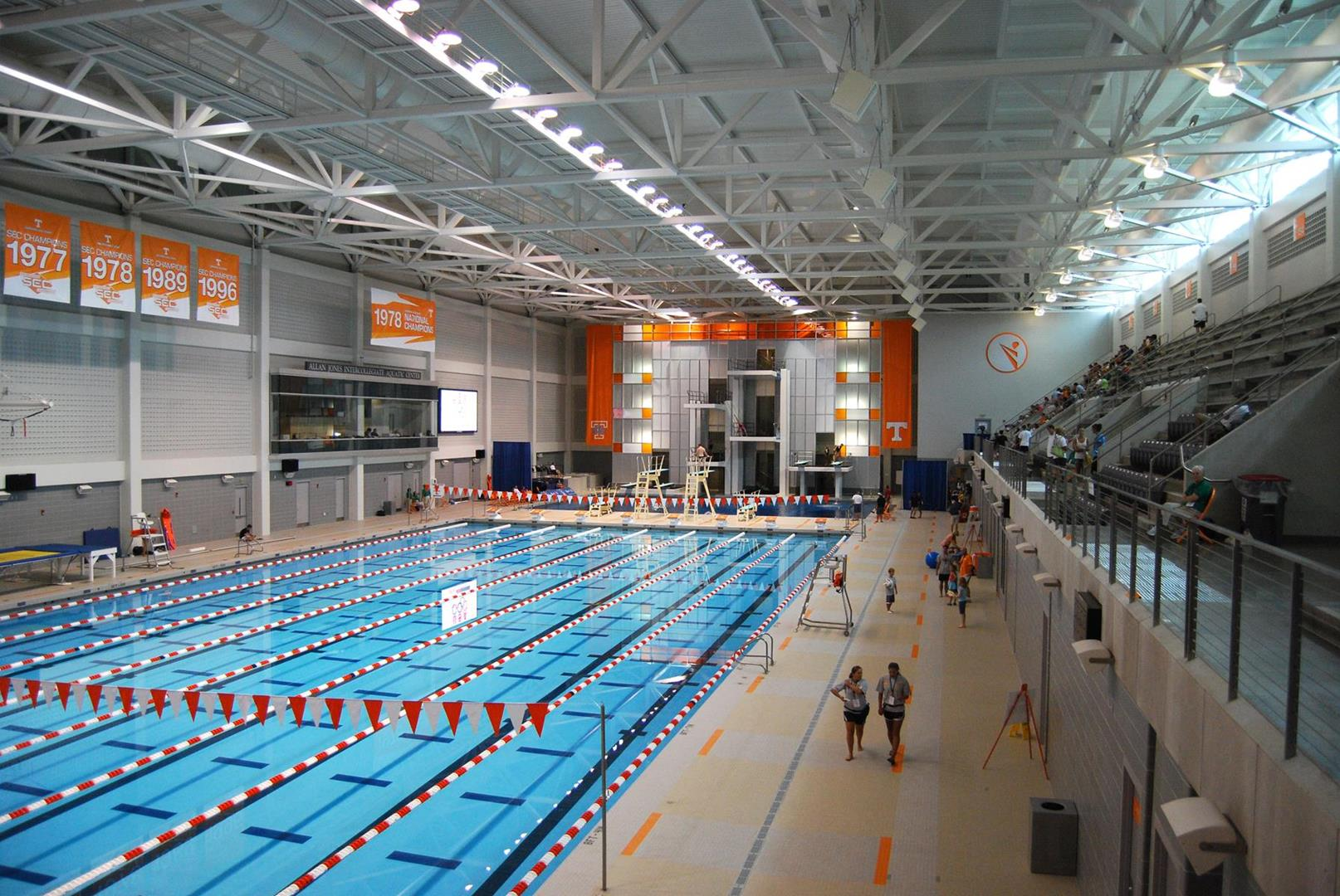 Knoxville Tennessee World Class Sporting Facilities