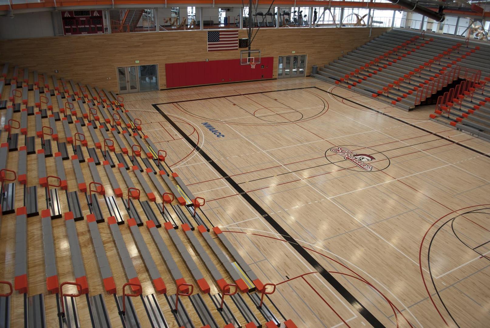 Everett CC Gymnasium