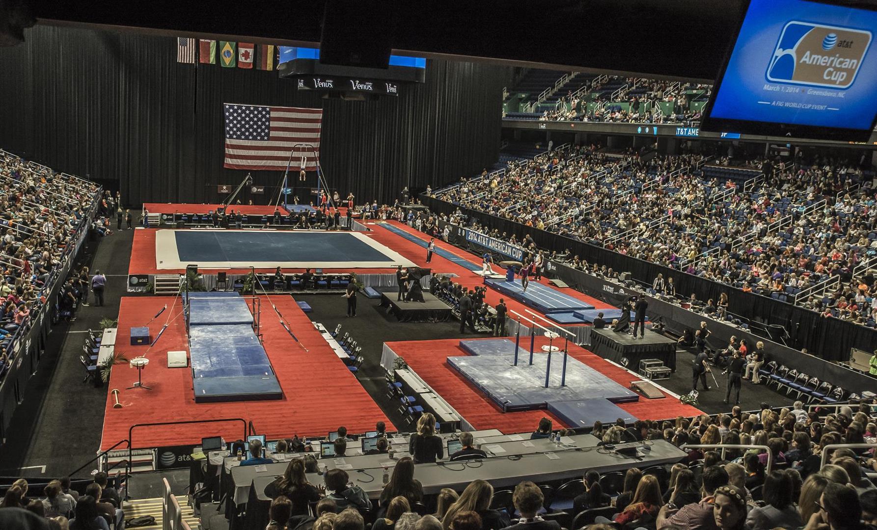 Greensboro, NC: A Premier Sports Destination - Sports ...