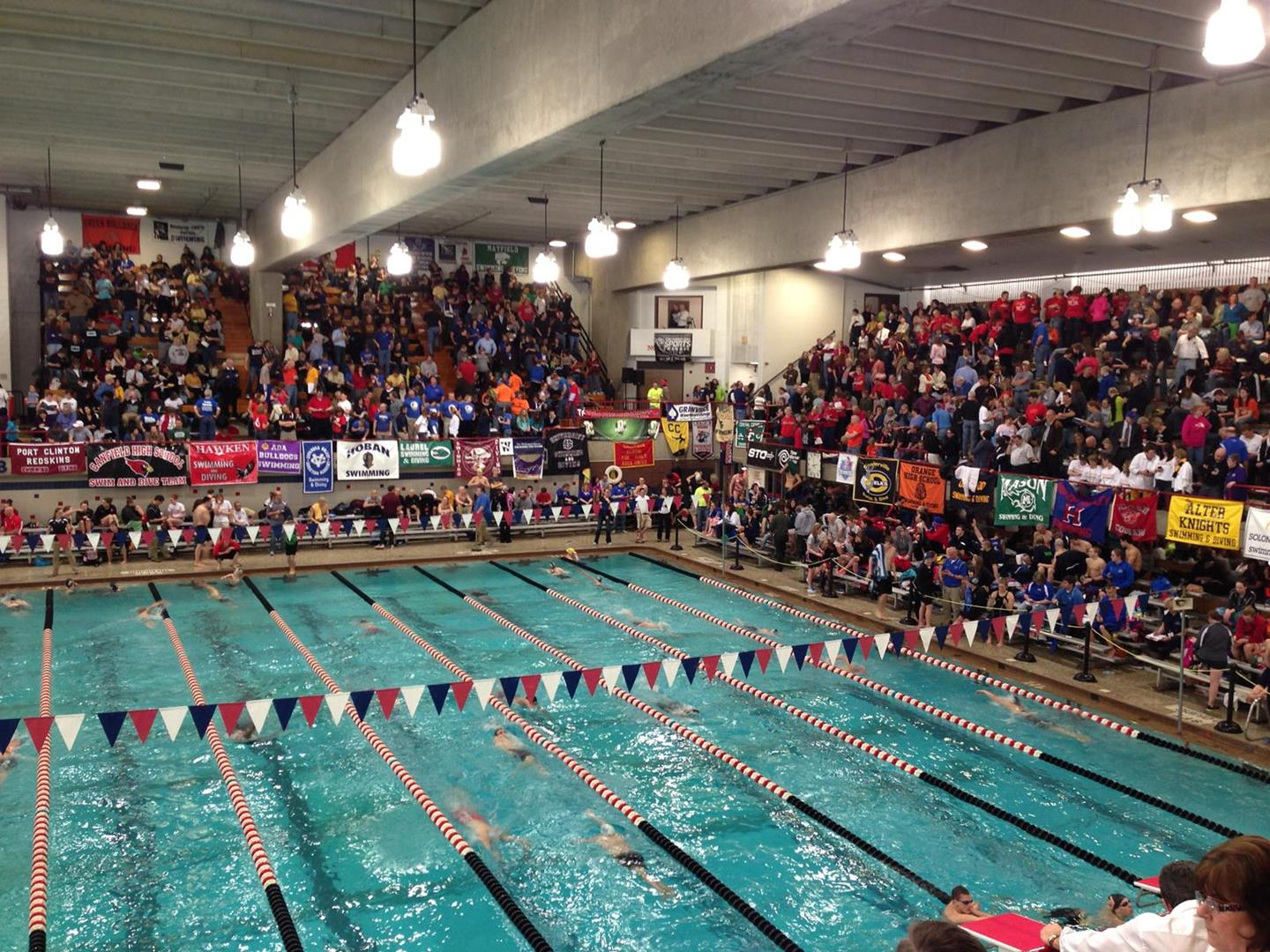 Exterior: Host Top-Level Sports Events In Canton/Stark County