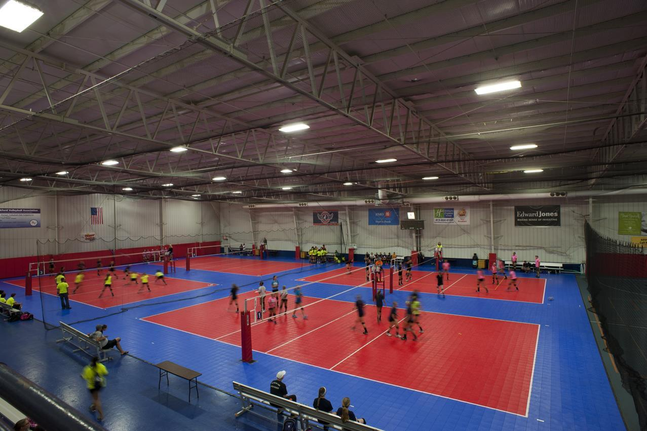 Rockford illinois amateur sports capital of the for Indoor facility design
