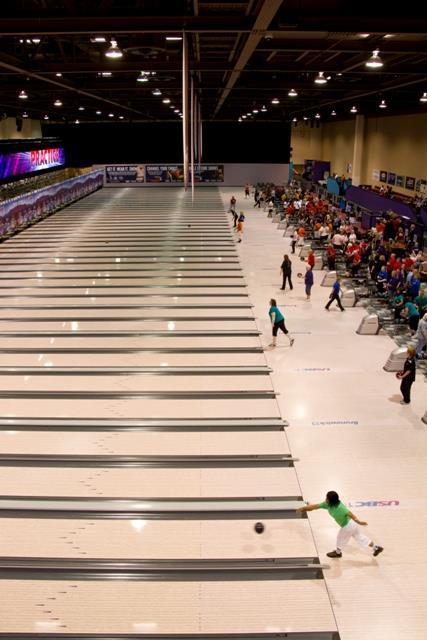National Bowling Championships
