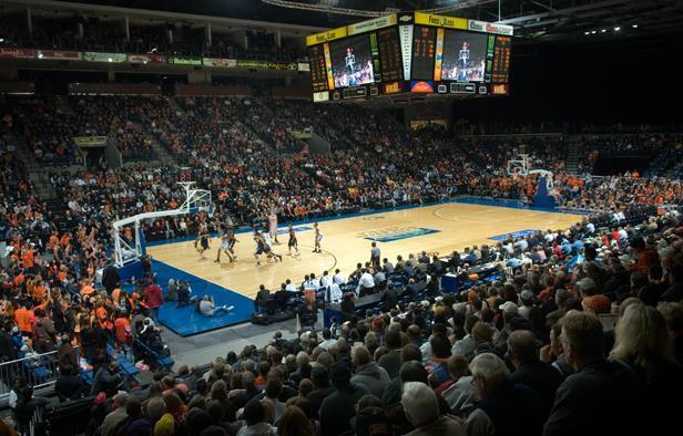 Stockton: Sports Energy Around Every Corner - Sports ...