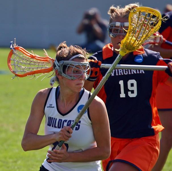 http://en.wikipedia.org/wiki/Lacrosse#mediaviewer/File:2005_NCAA_Women%27s_Lacrosse_Championship_-_Virginia_Cavaliers_vs_Northwestern_Wildcats.jpg