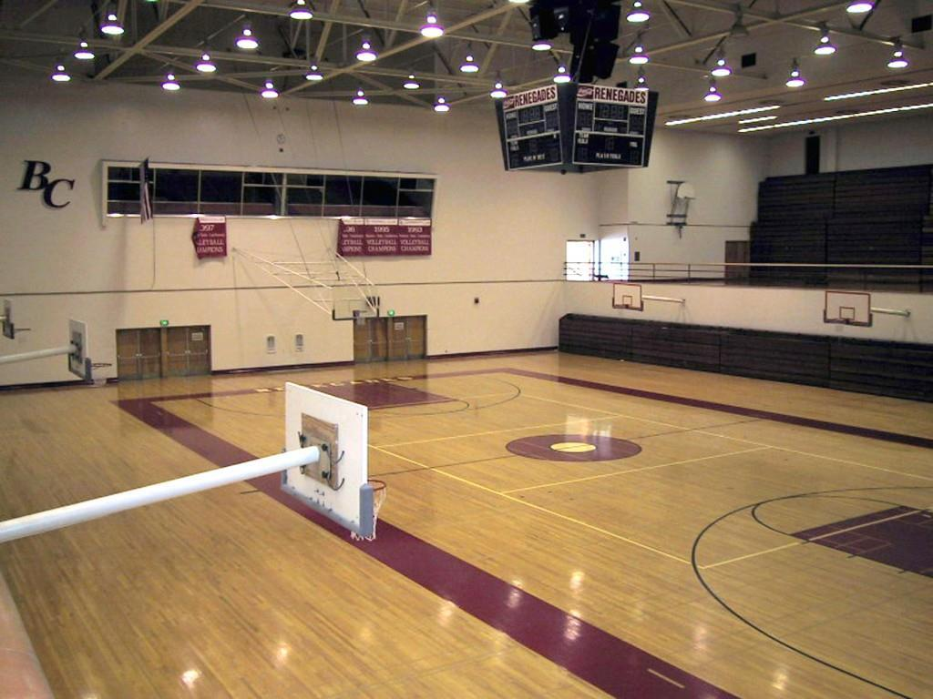Bakersfield College Gym. Credit: Bakersfield CVB