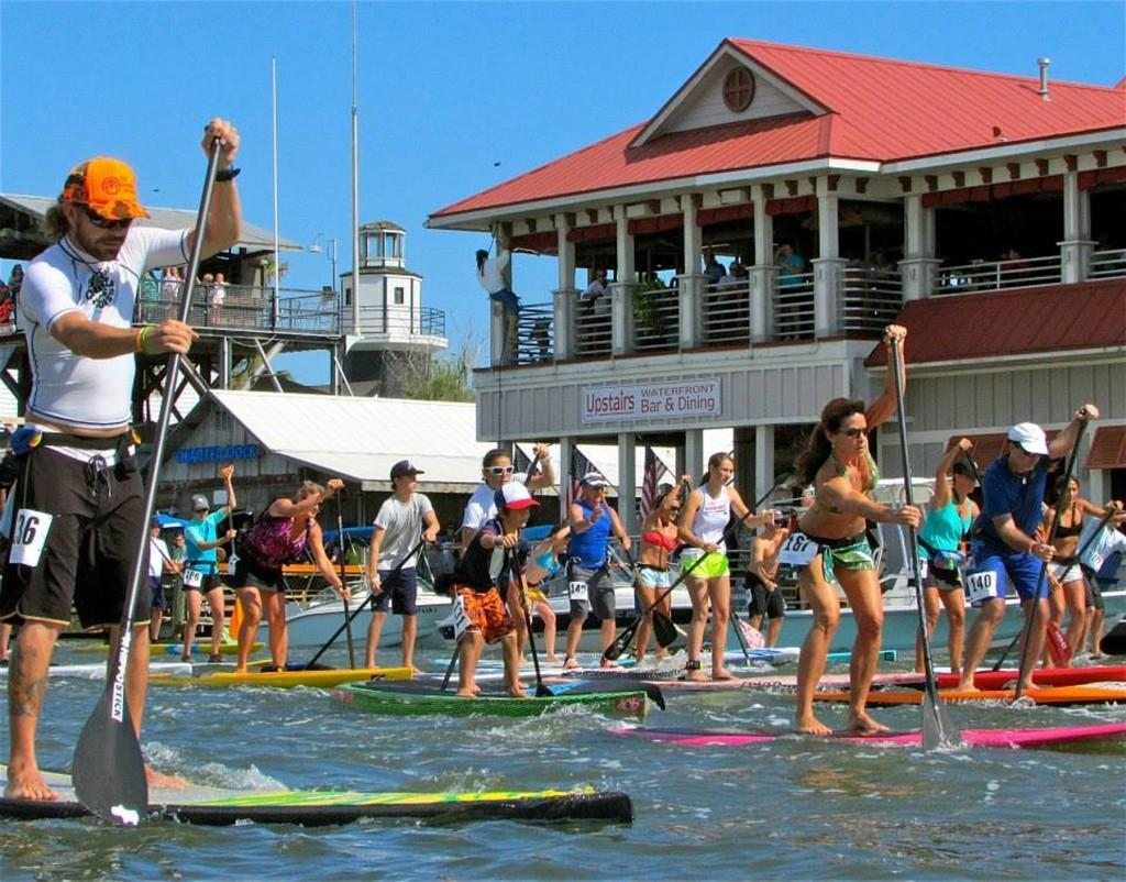 Charleston Watersporks Week