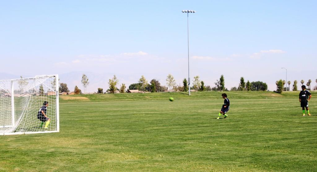 Sports Village. Credit: Bakersfield CVB