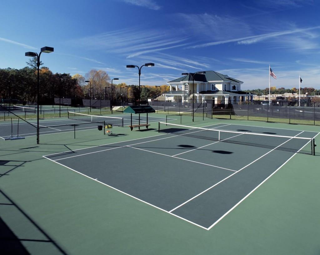 Lexington County Tennis Complex - Credit LCRAC