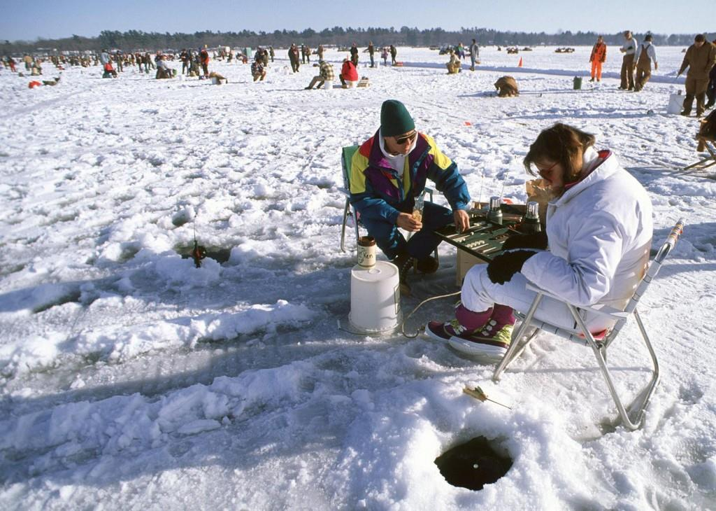 Brainerd Lakes Ice Fishing Extravaganza