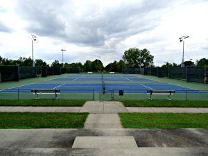 Cosmo Bethel Tennis
