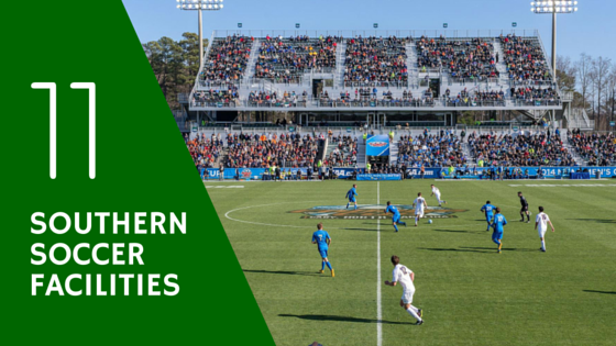 11 Southern Soccer Facilities Ideal for Hosting Winning Events