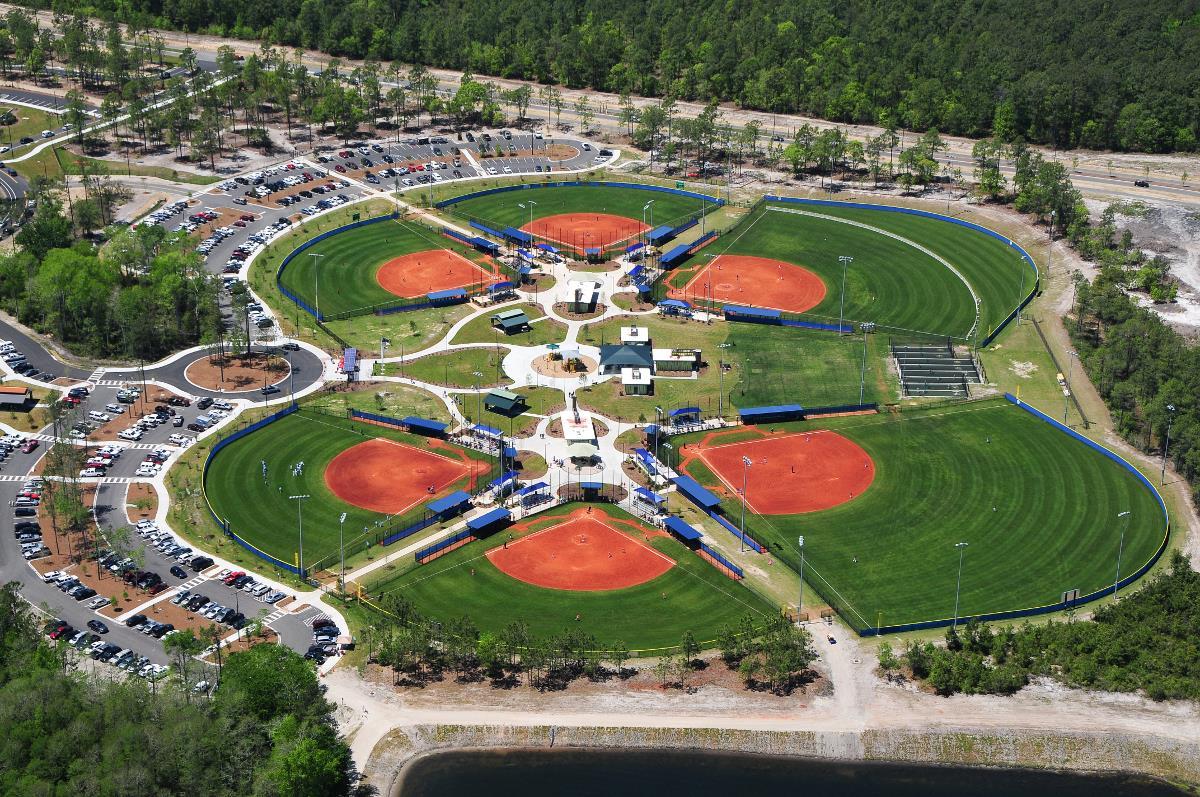 10 Top South Carolina Baseball Facilities and Stadiums - Sports ...
