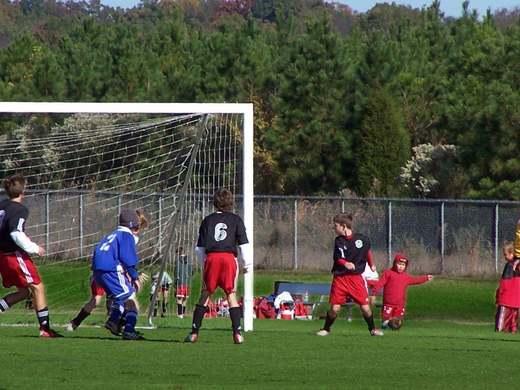 Frank Liske Park Soccer
