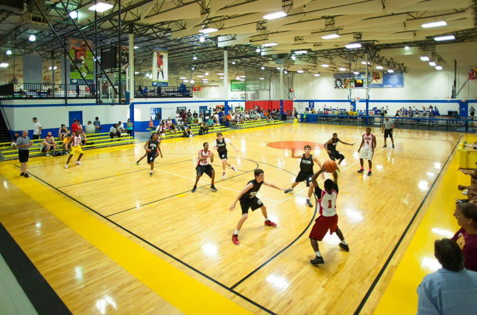 Tournaments Shine with Hamilton County, Indiana by Your Side
