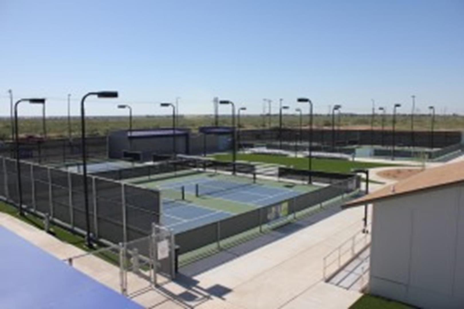 Bush Tennis Center