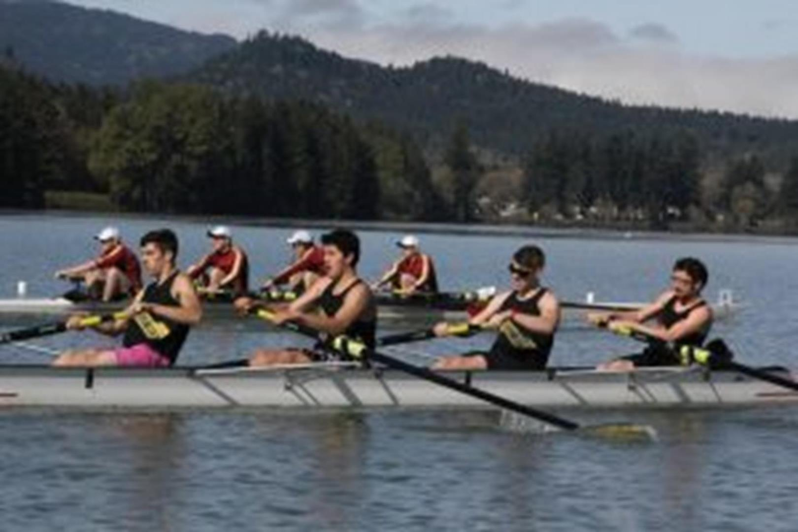 Covered Bridge Regatta on Dexter Lake 2014 - Dave Horton (17)