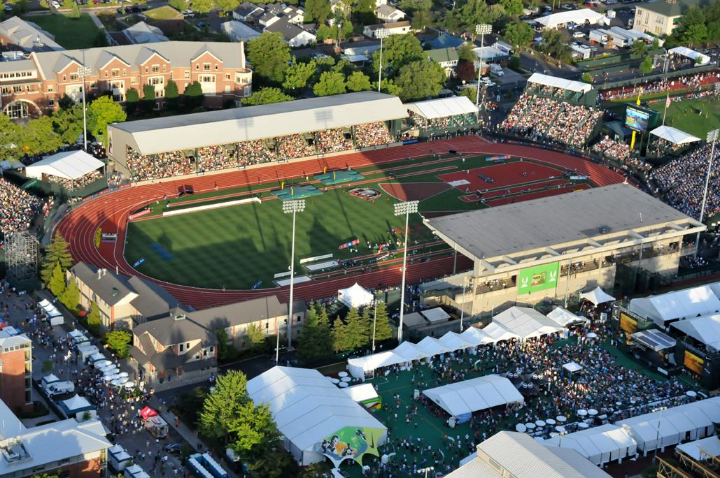Eugene Proves to be a World-Class Sports Destination