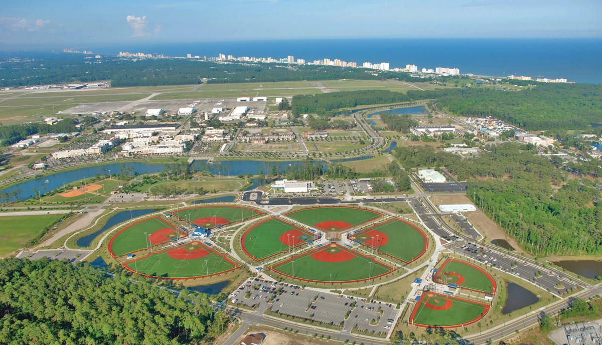 Sun, Sand and Sports in Myrtle Beach