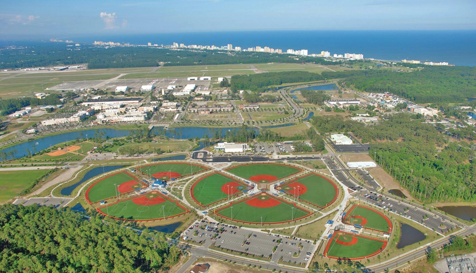 14 Top Baseball Facilities for 2016