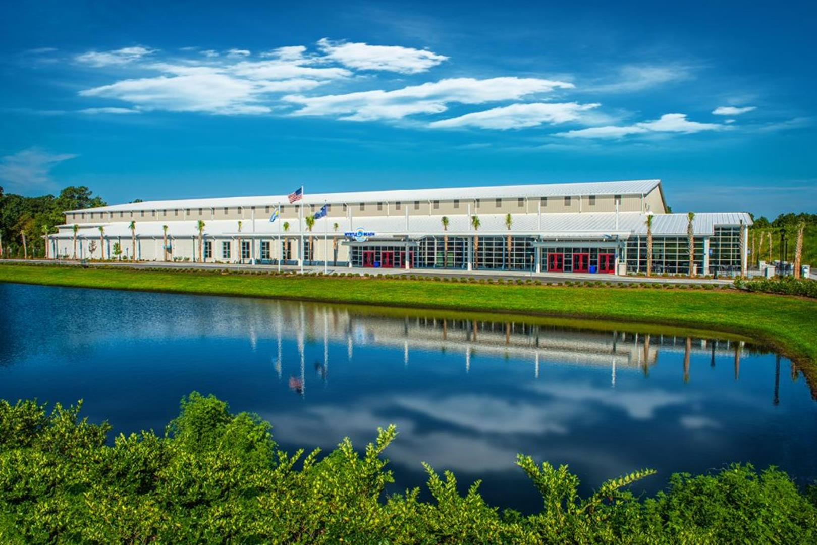9 Top Indoor Facilities for 2016 - Sports Planning Guide