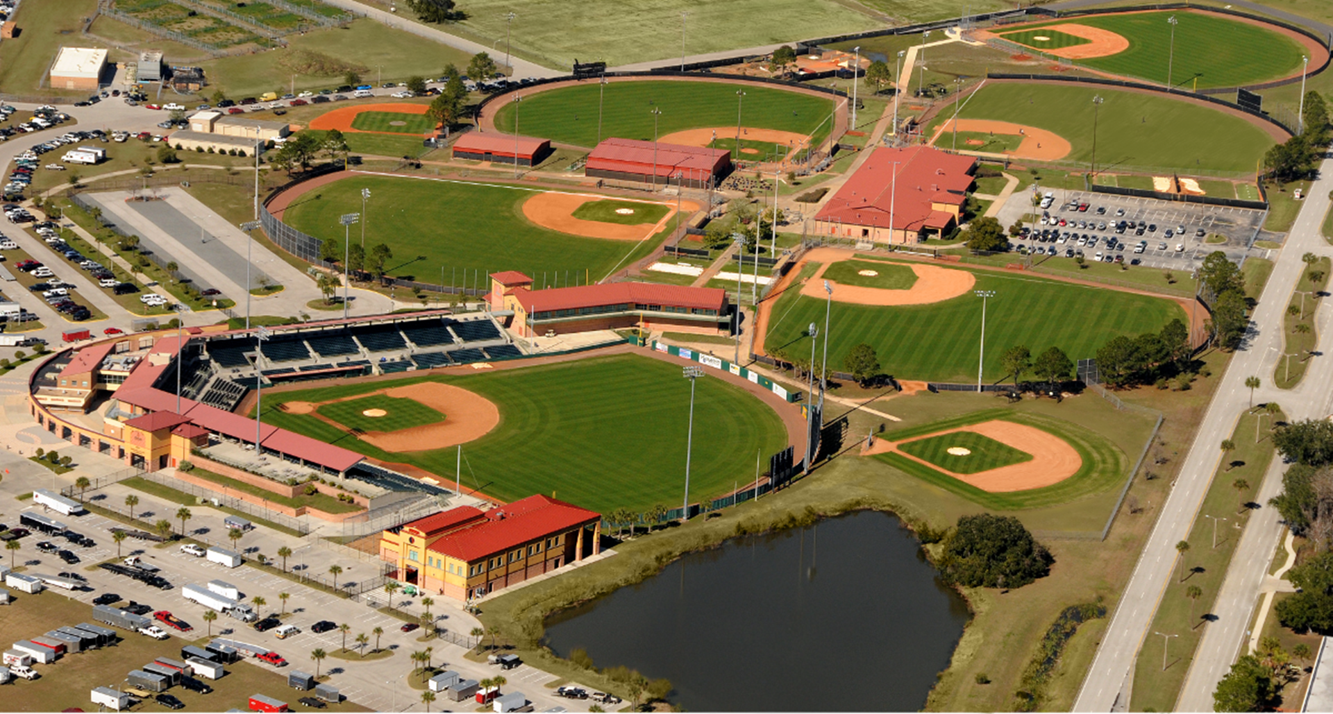 14 Top Baseball Facilities for 2016 - Sports Planning Guide
