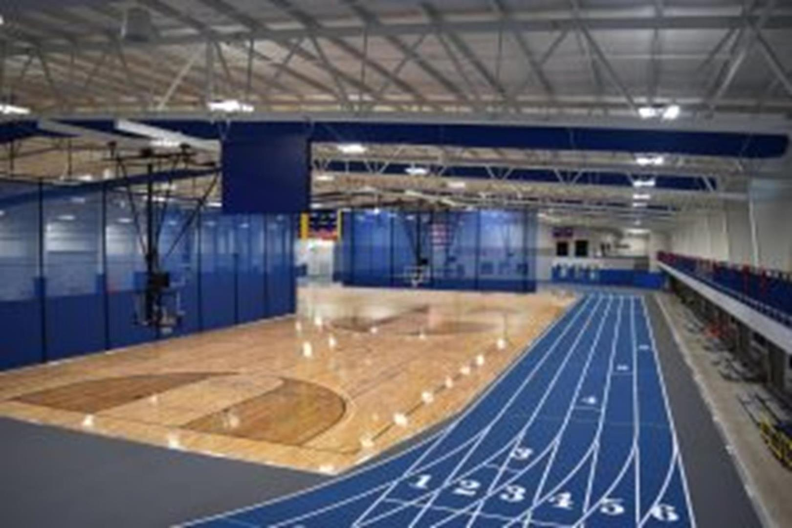 Plassman Athletic Center 2