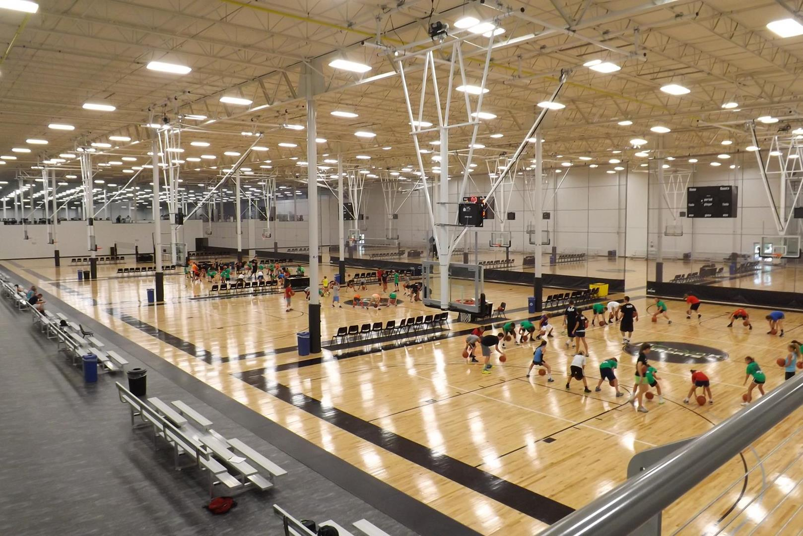 Basketball Gym Floor Plans 9 Top Indoor Facilities For 2016 Sports Planning Guide
