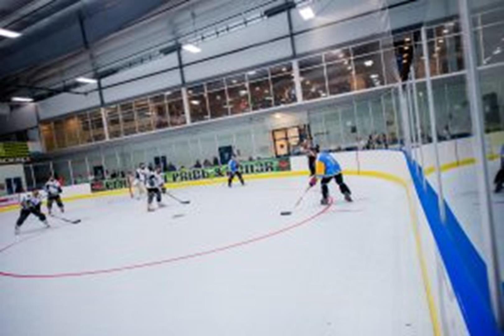SportONE Parkview Icehouse 2
