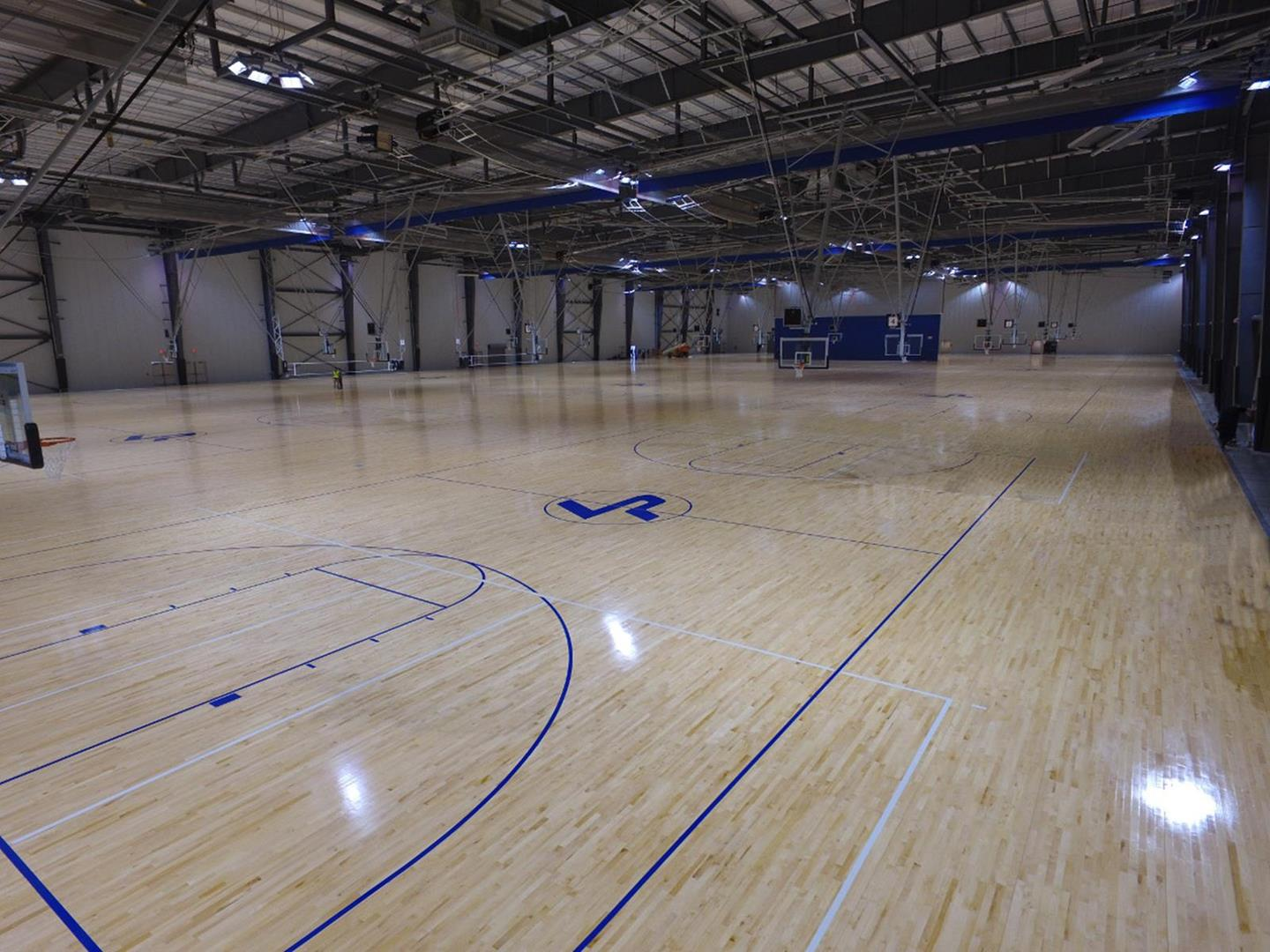 9 top indoor facilities for 2016 sports planning guide for Indoor sport court
