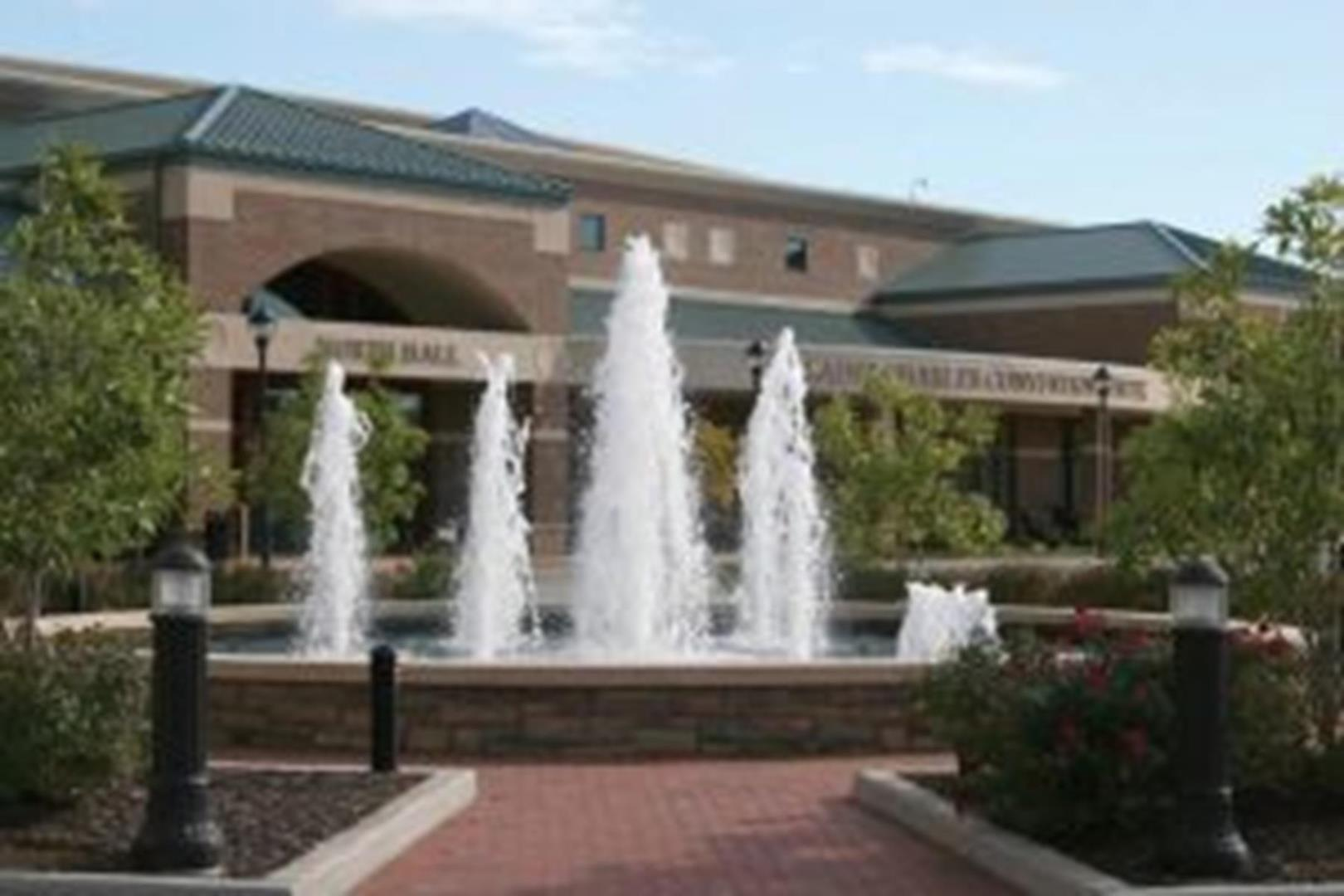 The Saint Charles Convention Center hosts more than 400 events each year