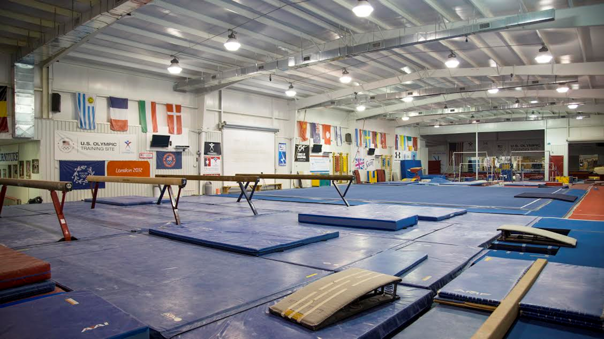 Elite 8: The Best Olympic Training Facilities in America