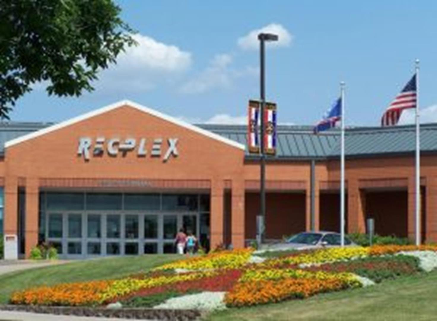 The Rec-Plex can host swim and dive meets as well as hockey, basketball and many other sporting events.