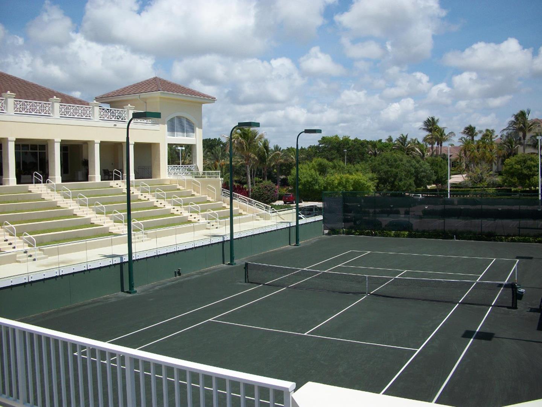 10 top tier american tennis facilities - Palm beach gardens tennis center ...