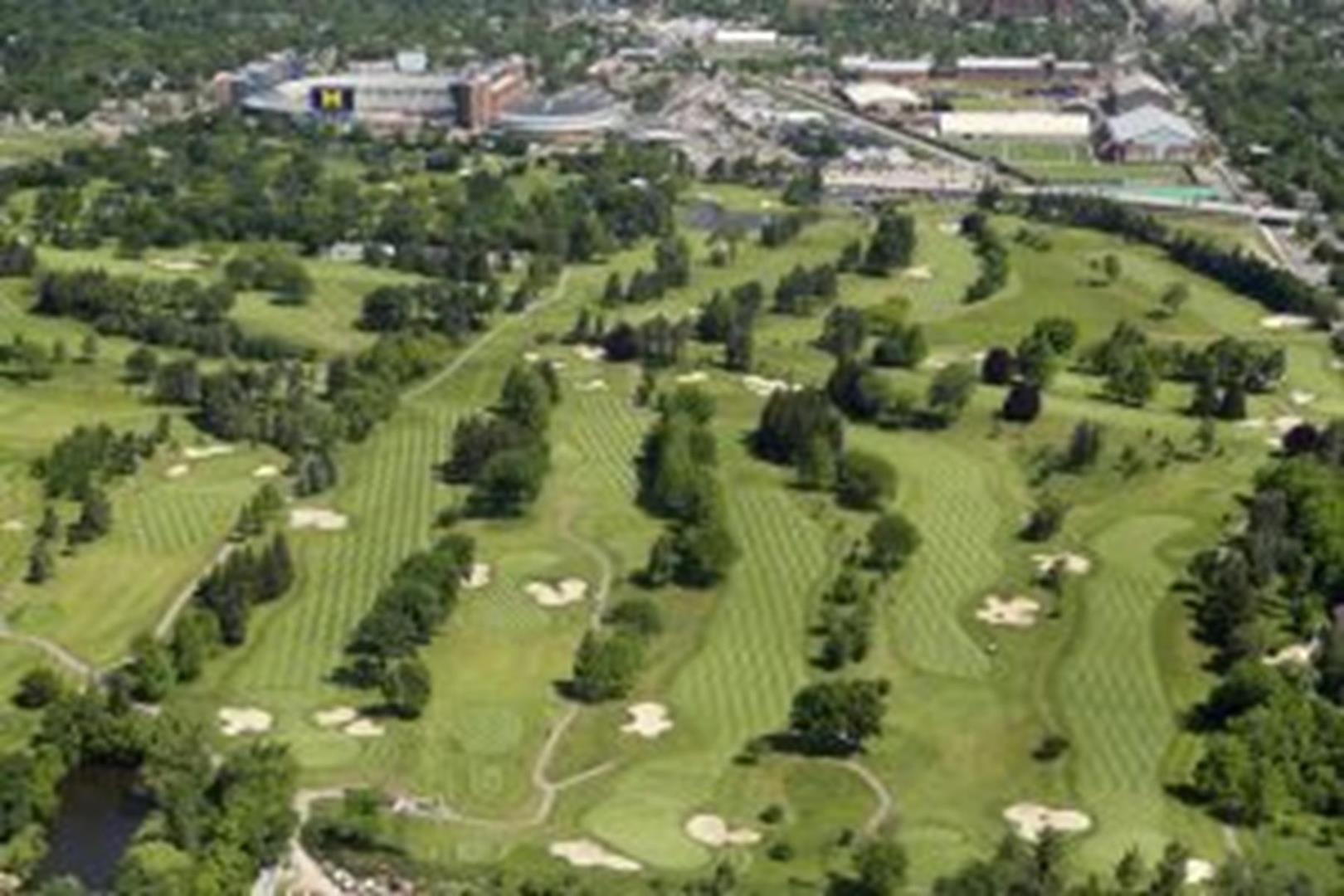 U-M Golf