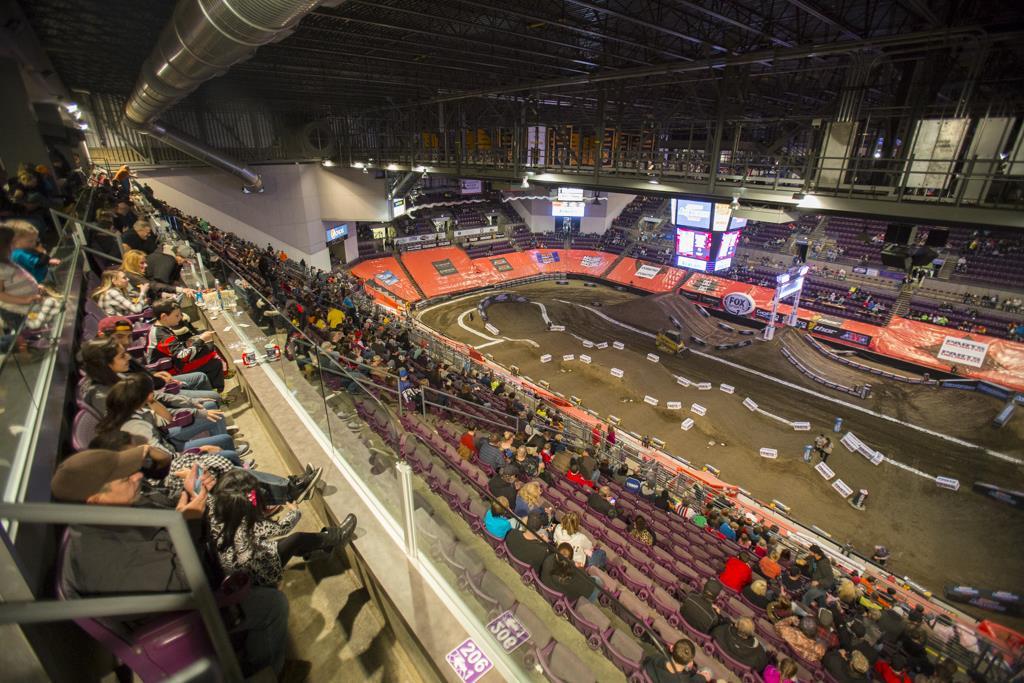 The Broadmoor World Arena and World Arena Ice Hall
