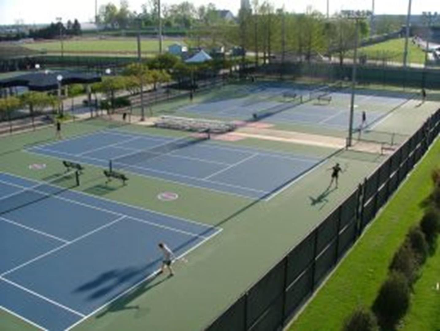 Atkins Tennis Center