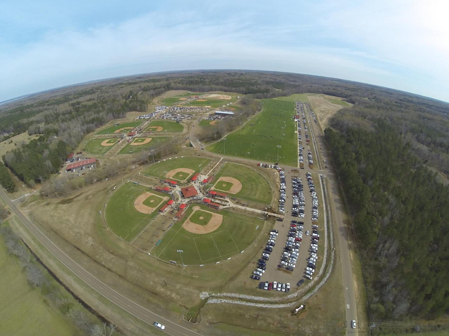 FNC Park: A Southern Sports Spectacular