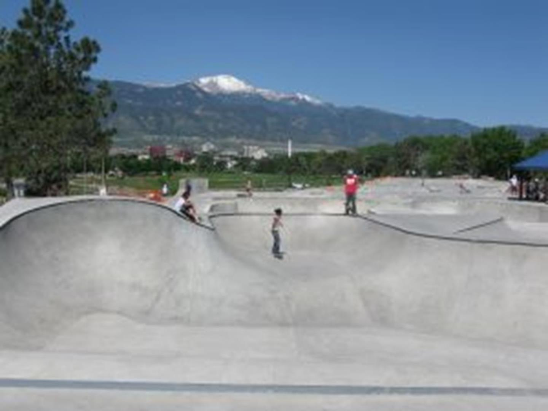 Colorado springs is olympic city usa and more sports - Memorial gardens colorado springs ...