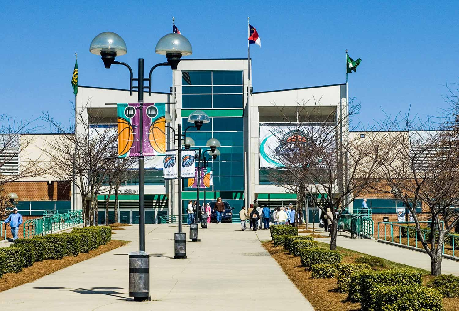 Greensboro Coliseum