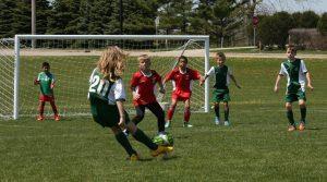 Junior Irish Soccer Fields